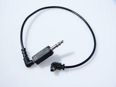 Synchronkabel mit Adapter von 2,5 auf 3,5mm
